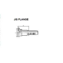 Bride hydraulique JIS 88111