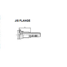 JIS Hydraulic Flange 88111