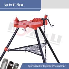 H401 portable Pipe Tri-stand Chain vice