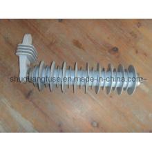 Hochspannungs-Metalloxid-Polymer-Überspannungs-Blitz-Ableiter 33-36kv 10ka