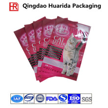 5L Conventional Color Printing Plastic Cat Litter Packaging Bags