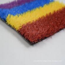 CE SGS high quality kindergarten artificial carpet grass