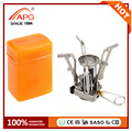 APG Portable Mini Camping Gas Stove