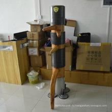 2018 Лучшая продажа боевых искусств Деревянный манекен, сделанный в Китае