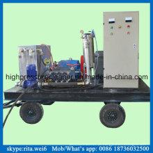 Lavador industrial de alta pressão do jato de água da limpeza da tubulação da arruela