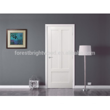 Modern design interior house door, solid wooden doors
