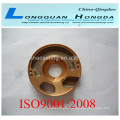 sand castings for big spare part,casting made of copper