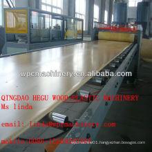 high-quality wpc pvc foam board plastic machinery