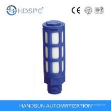 Hochwertiger Kunststoff pneumatische Schalldämpfer