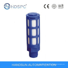Silencieux pneumatique en plastique de haute qualité