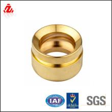 Hochpräzise Laserschneiden Teile / vergoldeten Metallteile