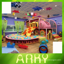 Children indoor playground for candy series