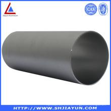 Tubulação de alumínio redonda personalizada do preço de fábrica do OEM