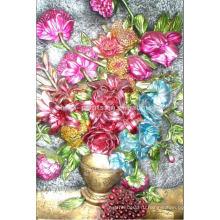 Главная Декор Цветочная живопись маслом Handpainted
