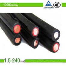 AC0.6/1kv, DC1.8kv PV1-F Solardrahtlieferant in China