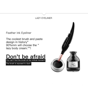 Meistverkaufter Private Label Feather Ink Eyeliner