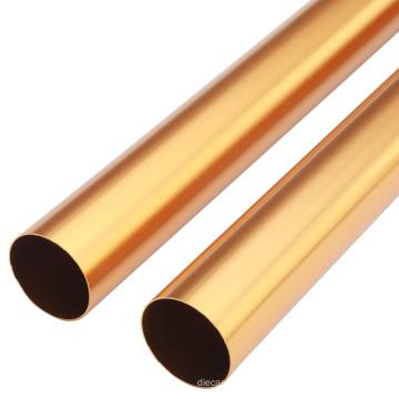 6061 T5 Farbrohr aus eloxierter Aluminiumlegierung