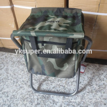 Folding camping fishing chair outdoor portable fishing stool