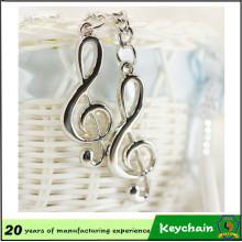 Keyholder relativo à nota da música dos instrumentos musicais do artigo relativo à promoção
