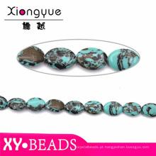 Chinês cores Gemstones classe AAA azul Semi preciosas contas on-line