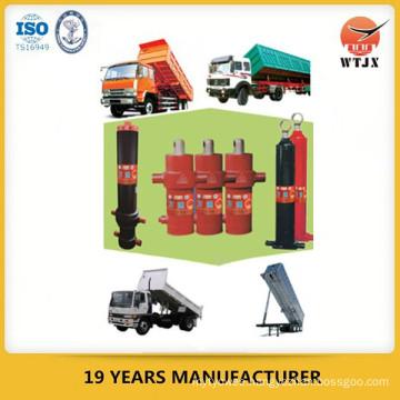 hydraulic ram for trailer or dump truck