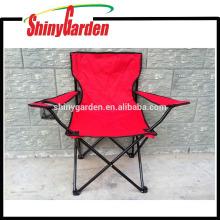 Preiswerter schneller leichter kampierender faltbarer Stuhl Quads mit Tragetasche