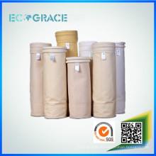 Asphaltmischung Rauchfiltration Aramid Filtertasche