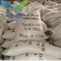 Sulfate de sodium anhydre fin avec numéro CAS 7757-82-6