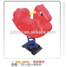 JQ-0305 nuevo juguete de balancín de caballos de alta calidad