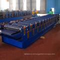 Máquina de prensagem de painel de telhado de camadas duplas xn