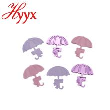 Confetes do baixo preço dos tamanhos diferentes do artesanato do presente de época natalícia de HYYX