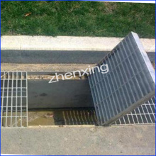 Stålgitter Trench Cover Steel Grate Trench Drain