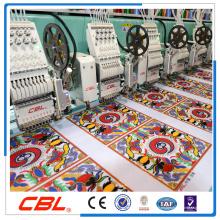 CBL 12 cabezas de chenille multi-función de la máquina de bordado computarizado