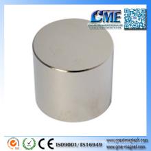 Neodym-Magnet-Zylinder-Magneten des höchsten Grades für Verkauf