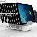 ORICO 120W Station de charge USB 10 ports avec supports (DUK-10P)