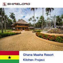 Proyecto de Resort de Ghana Maaha