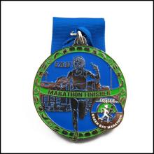 Colorful Sport Metal Medal, Enamel Medal (GZHY-JZ-021)