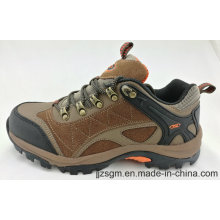 Leather Safety Men Climbing Outdoor Shoes