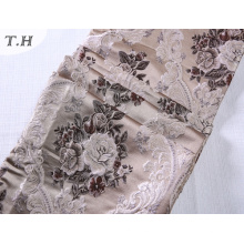 100% Polyester Weave Fabric for Jacquard Fabric Sofa Designs (FTH32084)