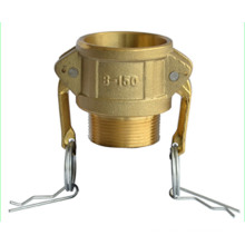 Brass Camlock Hose Fitting