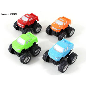 Big Wheel Friction Car Toys