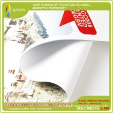 Frontlit Backlit PVC Flex Banner/PVC Roll/Blackout Banner