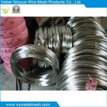 Fil d'acier inoxydable 304 de haute qualité