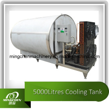 High Quality Stainless Steel Horizontal Milk Cooling Tank