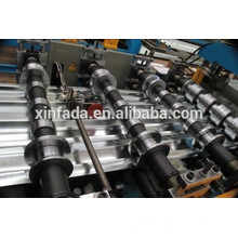 steel structure floor deck forming machine with good quality