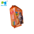 Zipper Top Freeze Fried Pet Food Storage Bag