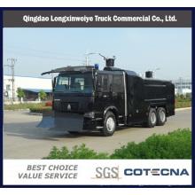 Тележки HOWO 6х4 Анти-Riot водомет грузовик