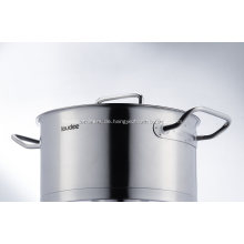 Hochwertige Küchenutensilien Professioneller Kochtopf