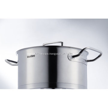 High Quality Kitchen Utensils Professional Cooking Stock Pot