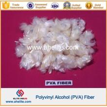 Álcool Polivinílico Fibra de PVA para Folhas de Telhado Ondulado Sem Amianto